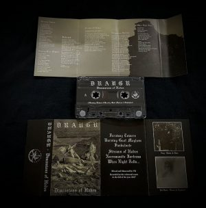 DRAUGR (Fin) - Dimensions of Hades TAPE