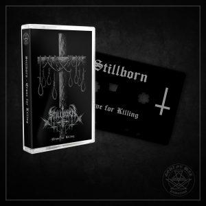 STILLBORN (Pol) – 'Crave for Killing' TAPE