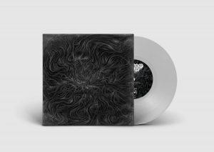 "ASCENDED DEAD / EVIL PRIEST (USA/Per) - split 7""EP (White vinyl)"