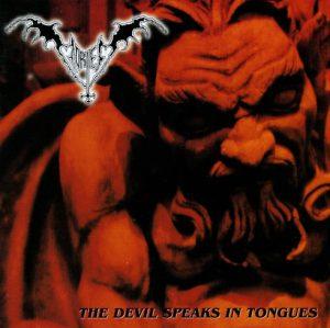 MORTEM (Per) - 'The Devil Speaks in Tongues' CD