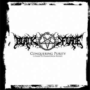 BLACK FLAME (It) – 'Conquering Purity' CD