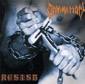 DAMNATION (Pol) – 'Resist' CD