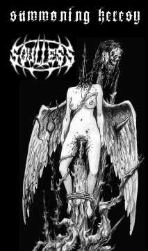 SOULLESS PROFANATION (Pol) – 'Summoning Heresy' MCD