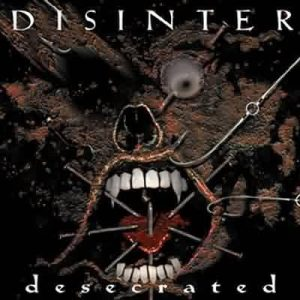 DISINTER (USA) – 'Desecrated' CD