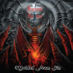 FUNERAL NATION (USA) – 'Molded From Sin' CD
