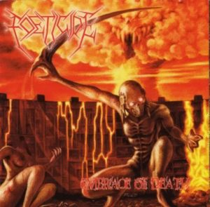 FOETICIDE (Mex) – 'Embrace of Death' CD