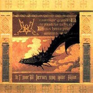 SUMMONING (Au) - Let Mortal Heroes Sing Your Fame CD