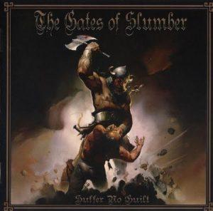 THE GATES OF SLUMBER (USA) – 'Suffer No Guilt' CD Digipack