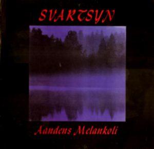 SVARTSYN (Nor) – 'Aandens Melankoli' CD Digipack