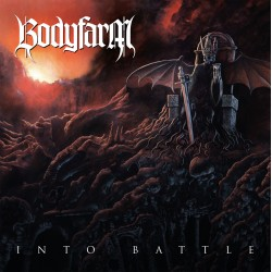 BODYFARM (Nl) – 'Into Battle' CD