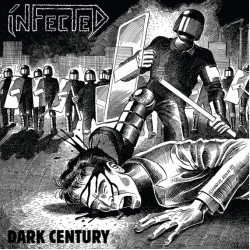 INFECTED (Swi) – 'Dark Centuries' CD