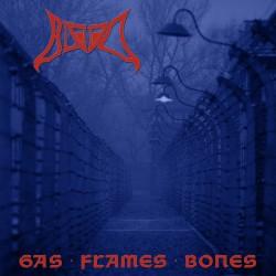 BLOOD (Ger) – 'Gas Flames Bones' CD