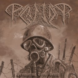 PAGANIZER (Swe) – 'Promoting Total Death' CD