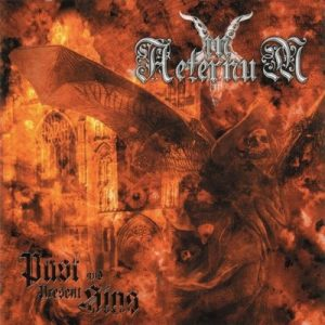 IN AETERNUM (Swe) – 'Past and Present Sins' CD