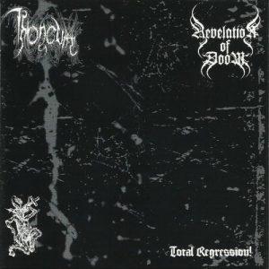 THRONEUM / REVELATION OF DOOM (Pol) – 'Total Regression' split CD