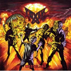 TOXIK (USA) – 'Wasteland' CD