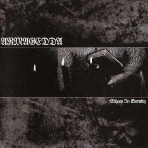 ARMAGEDDA (Swe) – 'Echoes in Eternity' CD