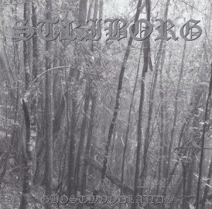 STRIBORG (Aus) - Ghostwoodlands CD