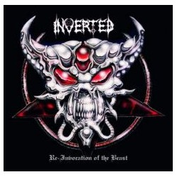 INVERTED (Swe) – 'Re-Invocation of the Beast' CD