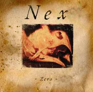 NEX (Swe) - 'Zero' CD