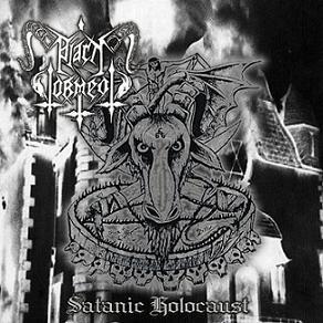 BLACK TORMENT (Mex) – 'Satanic Holocaust' CD