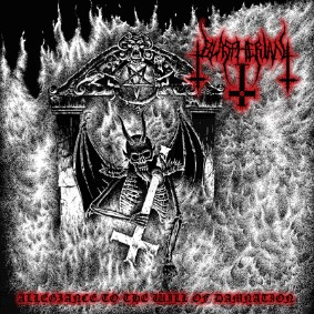 BLASPHERIAN (USA) - 'Allegiance to the will of damnation' CD+ Video