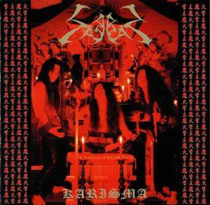 SABBAT (Jap) – 'Karisma' CD