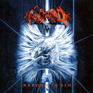 HORRID (It) – 'Reborn in Sin' CD