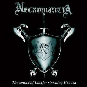NECROMANTIA (Gr) – 'The Sound of Lucifer Storming' CD