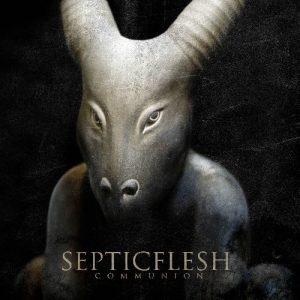 SEPTIC FLESH (Gr) – 'Communion' CD