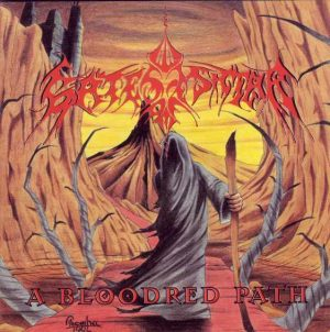 GATES OF ISHTAR (Swe) - A Bloodred Path CD