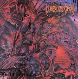 DESULTORY (Swe) – 'Bitterness' LP Gatefold
