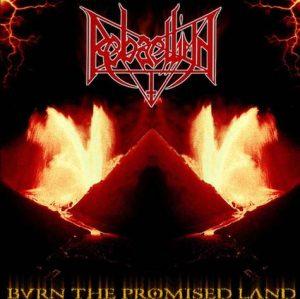 REBAELLIUN (Bra) – 'Burn the Promised Land' CD