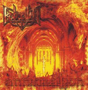 REBAELLIUN (Bra) – 'Annihilation' CD