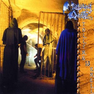 MORTUARY DRAPE (Ita) – 'Tolling 13 Knell' CD Slipcase