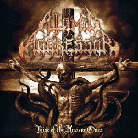ATOMIC AGGRESSOR (Chi) – 'Rise Of The Ancient Ones' CD