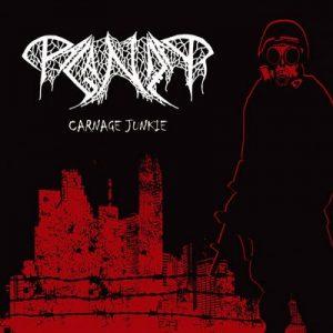 PAGANIZER (Swe) – 'Carnage Junkie' CD Digipack