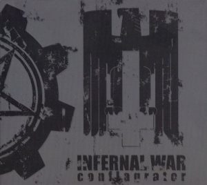 INFERNAL WAR (Pol) – 'Conflagrator' MCD digipack