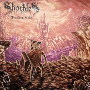 SHACKLES (Aus) – 'Traitors Gate' CD
