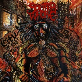 SPLATTER WHORE (USA) – 'City of the Sleazehounds' CD