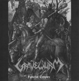 GRAVEWURM (USA) – 'Funeral Empire' CD