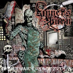 SINNERS BURN (Swe) – 'Mortuary Rendezvous' CD