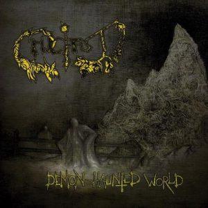 CRUCIFIST (USA) – 'Demon Haunted World' CD