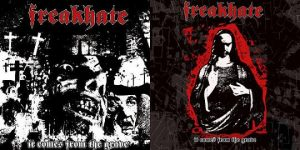 FREAKHATE (Spa) – 'It Comes From The Grave' CD