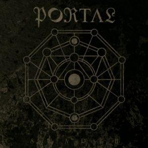 PORTAL (Aus) –'Swarth' CD Slipcase