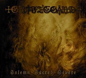 GRIFTEGARD (Swe) – 'Solemn Sacred Severe' CD Digipack