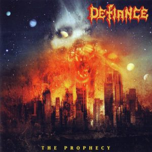 DEFIANCE (USA) – 'The Prophecy' CD