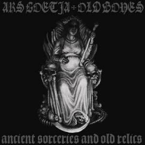ARS GOETIA / OLD BONES (It/Swe) – 'Ancient Sorceries and Old Relics' Split CD