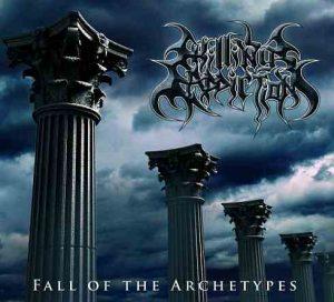 KILLING ADDICTION (USA) – 'Fall Of The Archetypes' CD