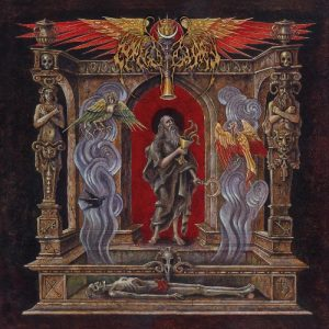 NIGHTBRINGER (USA) – 'Hierophany of the Open Grave' CD